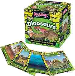 BrainBox Dinosaurs (English Version)
