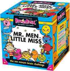 BrainBox Mr. Men Little Miss (English Version)