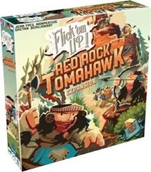 Pretzel Games Flick 'em Up!: Red Rock Tomahawk