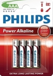 Philips Power Alkaline AAA (4τμχ)