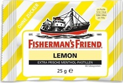 Fisherman's Friend Λεμόνι 25gr