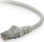 Belkin U/UTP Cat.6 Cable 15m Γκρί (A3L980B15M-S)