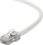 Belkin U/UTP Cat.5e Cable 10m Λευκό (A3L791B10M-WHT)