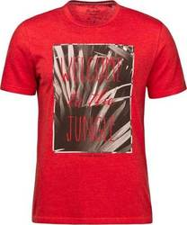 PROTEST CHEMICAL T-SHIRT RED