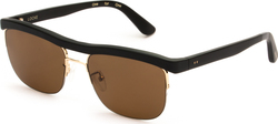 Toms Locke Matte Black Grey Grain Polarized 10008624