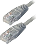 TrustWire U/UTP Cat.5 Cable 30m Γκρί (16133)