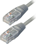 TrustWire U/UTP Cat.5 Cable 5m Γκρί (16129)