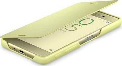 Sony Smart Style Cover Touch Lime Gold (Xperia X)