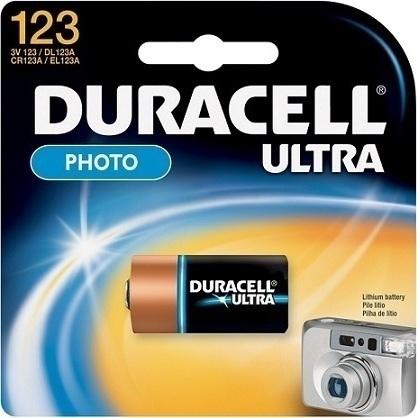 duracell ultra cr123 1τμχ skroutz gr