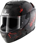 Shark Speed-R 2 Charger Black White Red