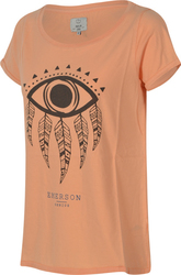 Emerson Women's s/s t-shirt garment dyed (WTR1421)