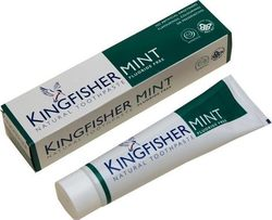 Kingfisher Mint Natural Toothpaste Fluoride-free 100ml