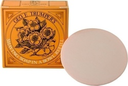 Geo F Trumper Almond Hard Shaving Soap Refill 80gr