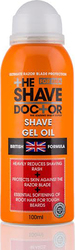 The Shave Doctor Shave Gel Oil Rollerball 100ml