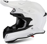 Airoh Terminator 2.1 Cut White Gloss