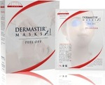 Dermastir Peel Off Mask Eye Contour 10gr