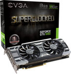 EVGA GeForce GTX1080 8GB SuperClocked ACX 3.0 (08G-P4-6183-KR)