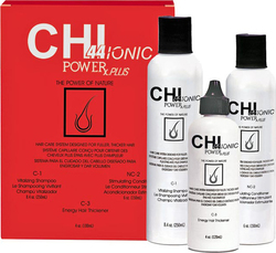 Farouk Chi 44 Power Plus Natural & Fine Hair Kit