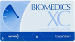 Cooper Vision Biomedics XC Μυωπίας Μηνιαίοι 6pack