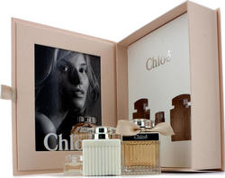 Chloe Love Story Eau de Parfum 75ml & Body Milk 100ml & Love Story Eau de Parfum 7,5ml