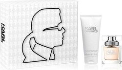 Karl Lagerfeld Women Eau de Toilette 45ml & Body Lotion 100ml