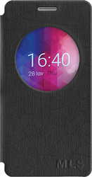 MLS Flip Case Black (iQTalk Color 3 4G)