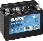 Exide Agm Start Stop 11Ah (EK111)