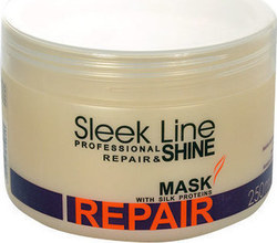 Stapiz Sleek Line Repair Mask for Damaged Hair 250ml