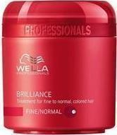 Wella Professionals Brilliance Treatment for Fine/Normal Colored Hair 25ml