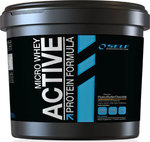 Self Omninutrition Micro Whey Active 2000gr Μπανάνα