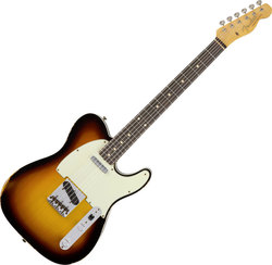 Fender 1962 Relic Telecaster Custom 3-Color Sunburst