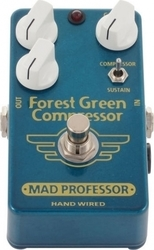 Mad Professor Forest Green Compressor Hand Wired