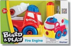 Keenway Build & Play Fire Engine