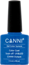 Canni Nail Art Color Coat 025 Dodger Blue