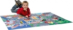 Majorette Car Playmat & 1 Vechicle
