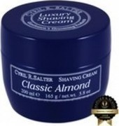Cyril R. Salter Luxury Shaving Cream Almond 165gr