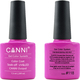 Canni Nail Art Color Coat 118 Neon Purple