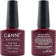 Canni Nail Art Color Coat 124 Rotten Cherry