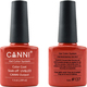 Canni Nail Art Color Coat 137 Indian Red