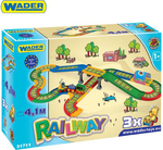 Wader Kid Cars Railway