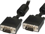 De Tech Cable VGA male - VGA male 10m (18113)