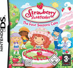 Strawberry Shortcake The Four Seasons Cake DS