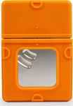 "Fantec HDD Protecting Sleeve 2.5"" Orange"