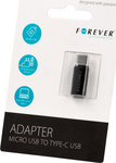 Forever USB-C male - micro USB female (T_0014093)