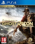 Tom Clancy's Ghost Recon Wildlands (Gold Edition) PS4