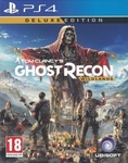 Tom Clancy's Ghost Recon Wildlands (Deluxe Edition) PS4