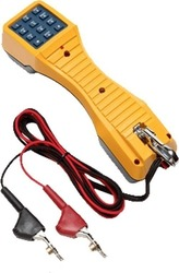 Fluke TS19 Test Set With Banana Jacks To Alligator Clips 19800003