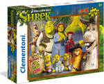 Maxi Shrek Super Color 104pcs (1210-23696) Clementoni