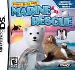 Paws & Claws Marine Rescue DS