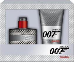 James Bond 007 Quantum Eau de Toilette 50ml & Shower Gel 150ml
